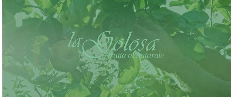 Video istituzionale La Golosa - frutta al naturale - hover