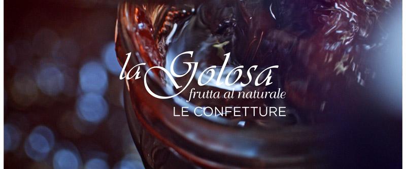 Video Le Confetture La Golosa - frutta al naturale