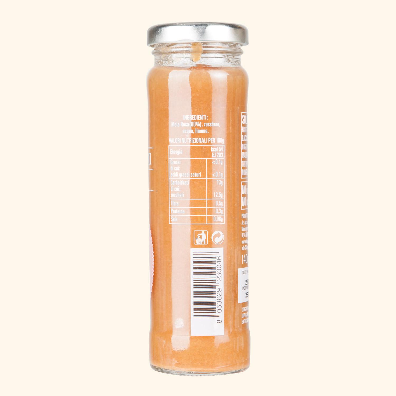 Succo di Mela Rosa 80% 2 - I Golosissimi