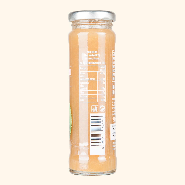 Succo di Mela Verde 90% 2 - I Golosissimi