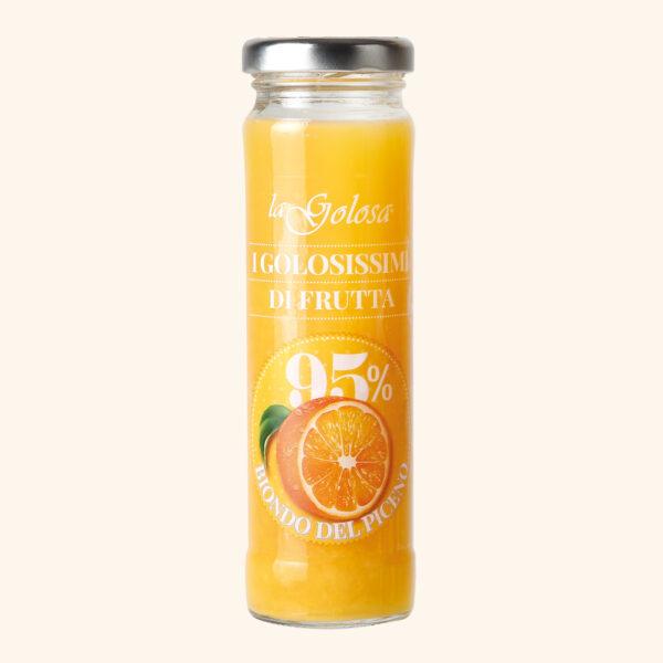 Succo d'Arancia 95% - I Golosissimi